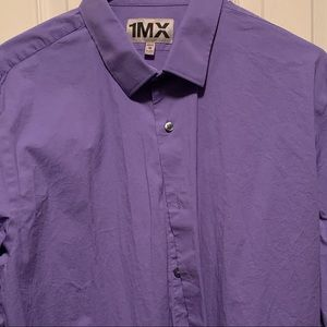 Extra Slim Solid  1MX Shirt